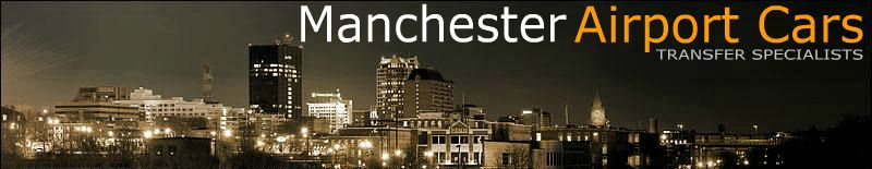 Manchester Airport Cars Header